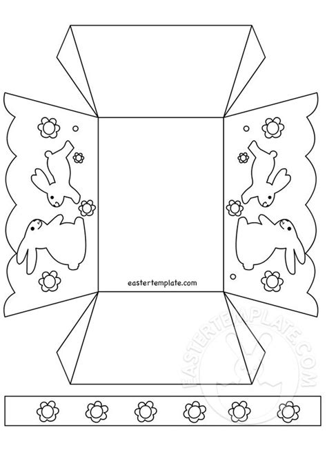 easter picture templates paper easter basket templates printable hd easter images