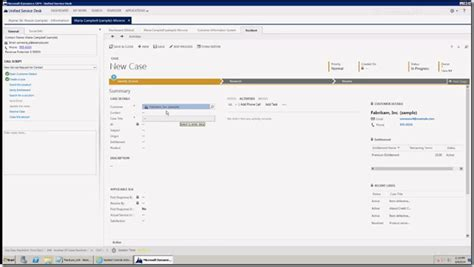 Desk Crm by Convergence 2014 Recap Unified Service Desk Microsoft