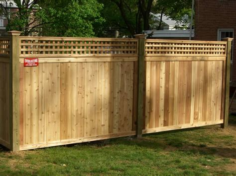 Privacy Fence Plans by Diy Privacy Fence Installation Fence Ideas