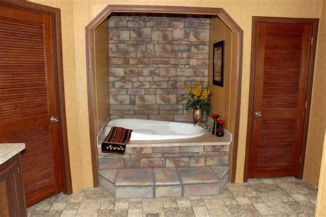 mobile home fireplace manufactured home floor plan clayton sunken den with