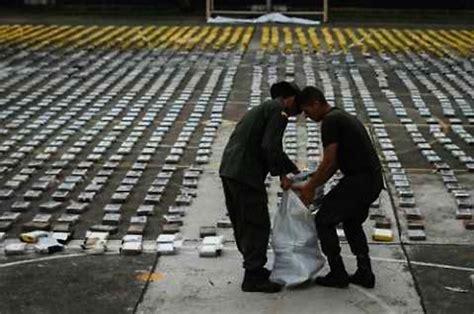 come si cucina la cocaina colombia droga maxi sequestro di 5 tonnellate di cocaina