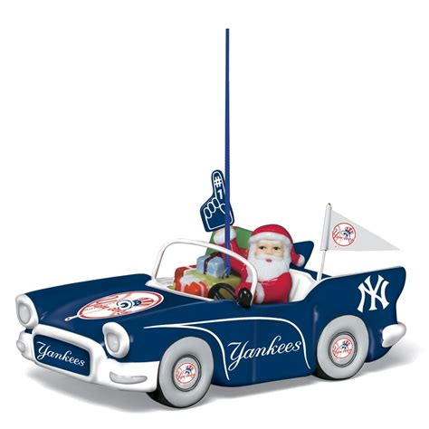 2010 annual new york yankees ornament the danbury mint