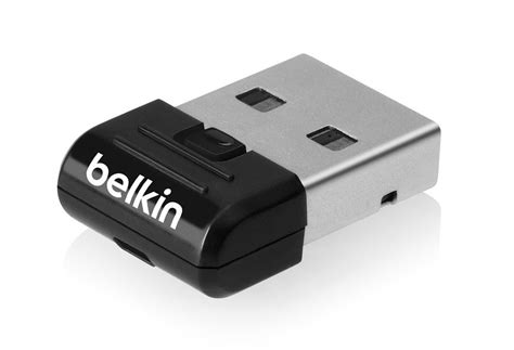Port Usb Bluetooth belkin f8t065tt mini bluetooth 4 0 usb adapter dongle for windows xp windows 7