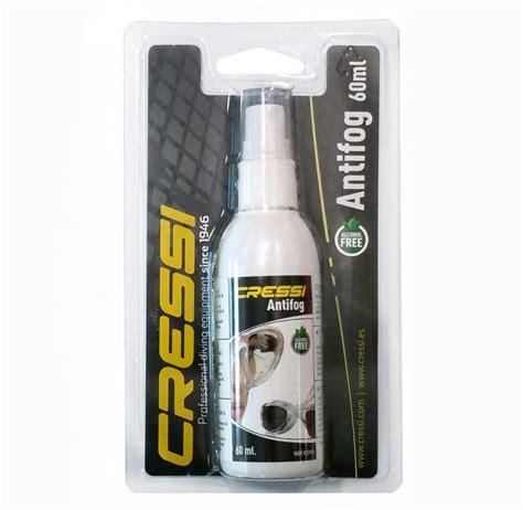 cressi antifog 60 ml by c3dive gel cressi antifog 60ml