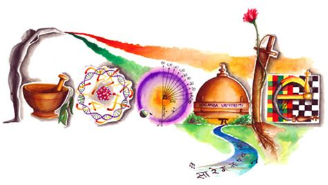 doodle 4 india winner india celebrates children s day with a doodle