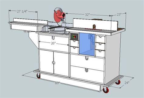 ideas  portable workbench  pinterest