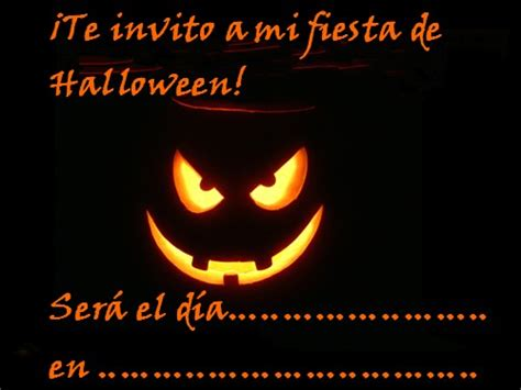 imagenes de halloween invitaciones el rinc 211 n de los peques invitaciones para fiestas de