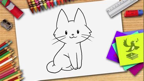 wie zeichnet eine wie zeichnet eine katze katze zeichnen lernen