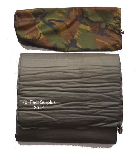 Thermarest Sleeping Mat by Basha Bivi And Accessories Army Thermarest