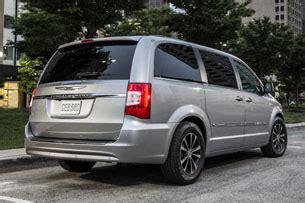 chrysler celebrates  years  minivans  special editions autoblog