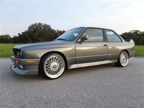 bmw e30 coupe bmw e30 m3 coupe tribute for sale photos technical