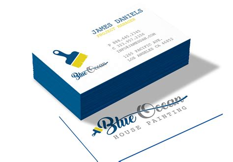Business Cards Templates 4over 4over inside4over