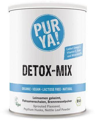 Detox Mixture by Protein Projekt De Pur Ya