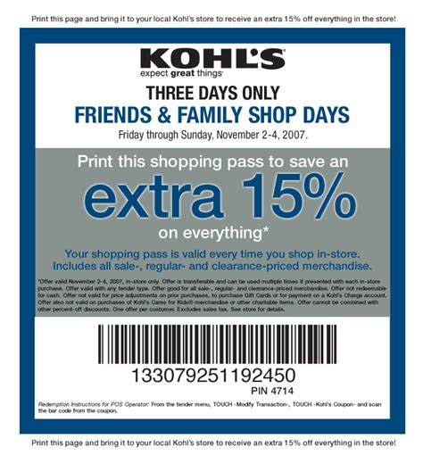 kohls bedding coupon printable coupons kohls coupons
