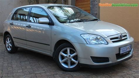 Used Toyota Vehicles 2005 Toyota Runx Used Car For Sale In Cape Town Central