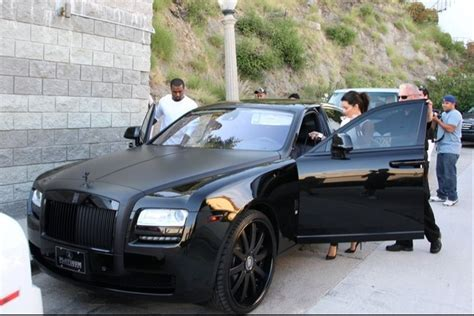 roll royce celebrity kim kardashian s cars celebrity cars blog