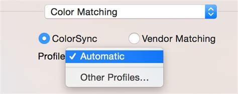 Colorsync Vs Vendor Matching | vs vendor matching what are the pros and cons of doing
