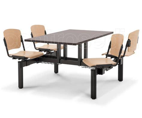tavoli per mensa batik tavolo monoblocco mensa legno tavoli monoblocco per