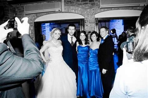 Meet The Couple Who Let Rhod Gilbert Organise Their Organising A Wedding