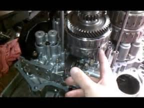 honda odyssey automatic transmission rebuild