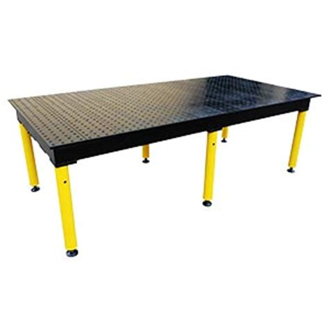 strong buildpro tmb59648f max welding table 4 x 8 x
