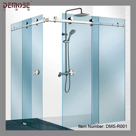 3 Panel Sliding Doors Spare Parts Tempered Shower Shower Door Spare Parts