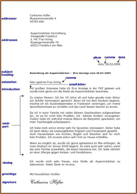 Bewerbung Email Welches Format 6 bewerbung format questionnaire templated