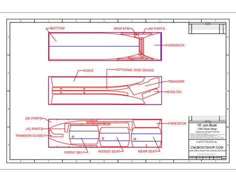 pre cut aluminum jon boat kits 201304 boat