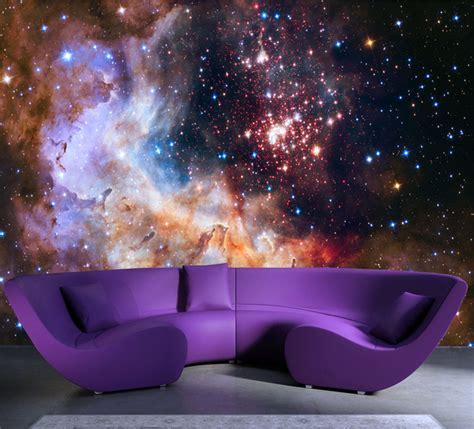 Galaxy Bedroom Wallpaper by Galaxy Wallpaper For Bedrooms Gallery