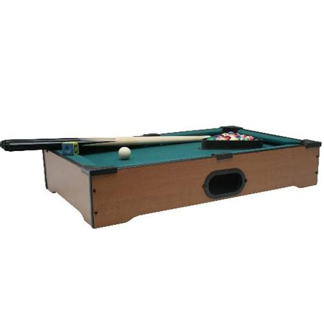 mini snooker and pool tables and equipment