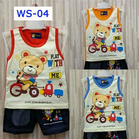 Kaos Anak Lucu Motif Tutu Orange kode ws 04 motif play with me just everyday varian