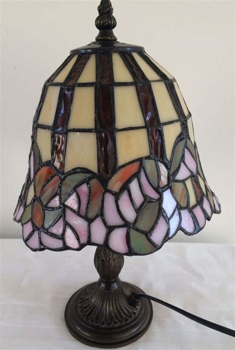 Stained Glass Desk Ls by Stained Glass Desk Table L Catawiki
