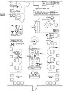 beauty salon floor plan design layout 1533 square foot