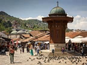 Wheel Chair Bed Bullet Holes Burek And Beer 48 Hours In Sarajevo