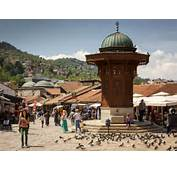 Pigeon Square In Baščaršija Image By Quim Roser / Cultura Travel