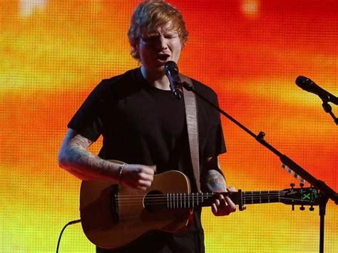ed sheeran happier movie ed sheeran set to star in his first film role for a