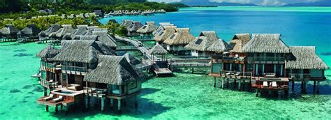 Best Overwater Bungalows in Bora Bora for your Honeymoon