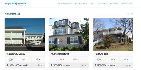 rental realtor 7 minimalist realtor and rental property site designs
