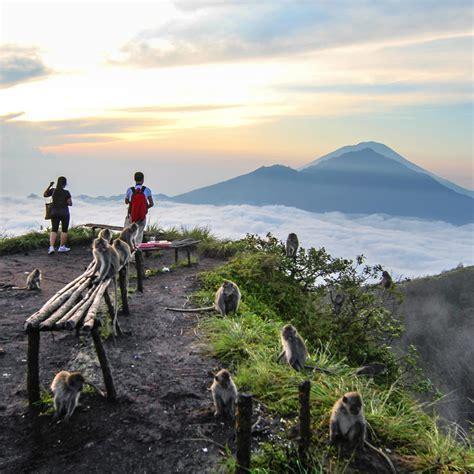Mba Tours Kuta by Bali Active Volcano Trekking Hiking In Bali