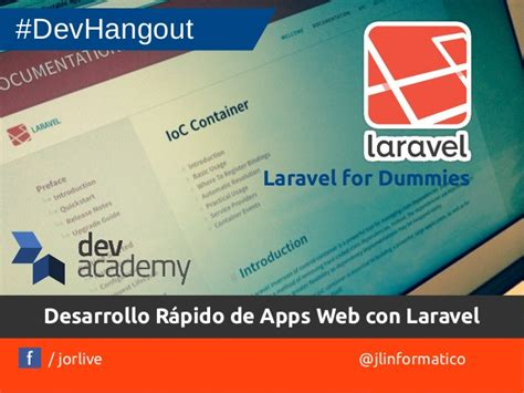 laravel tutorial for dummies desarrollo r 225 pido de apps web con laravel devacademy