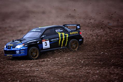 Rally Auto Rc by Rc Rally Team Cars Ken Block Impreza 2007 R C Tech