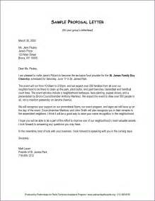 sample proposal letter for transport services