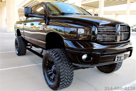 2008 Dodge Ram 2500 Custom Turbo Diesel 4X4 Lifted Monster