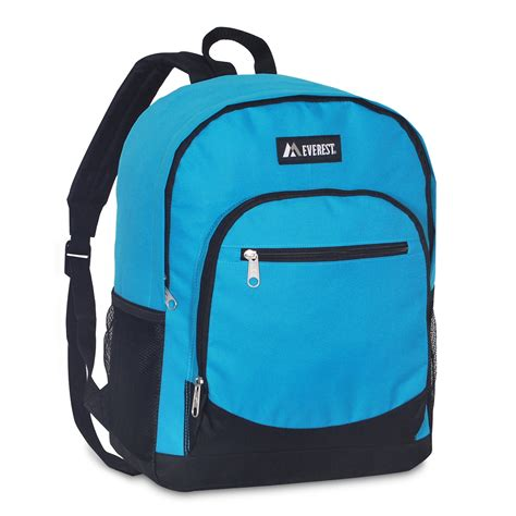 Backpacker Casual casual backpack w side mesh pocket everest bag