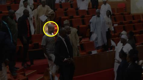 Shock Attack the thug who snatched the senate s mace in shock attack