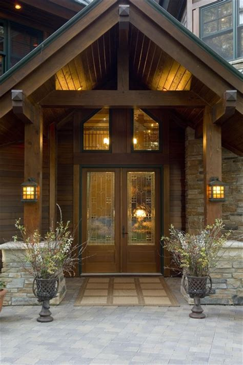 home entrances entrance rustic entry minneapolis by gabberts