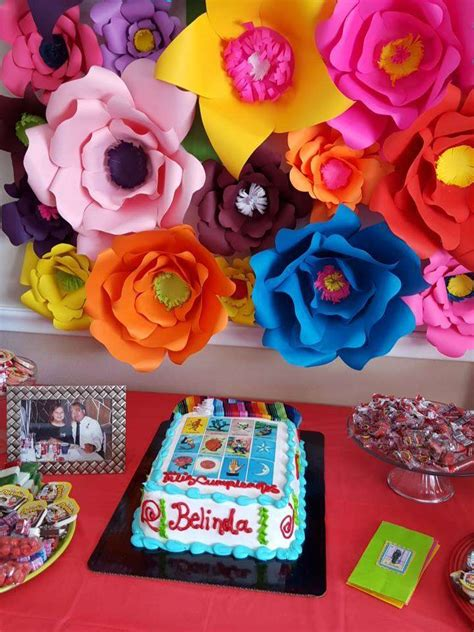 Loteria Mexi Ee  Birthday Ee   Party  Ee  Ideas Ee   Of
