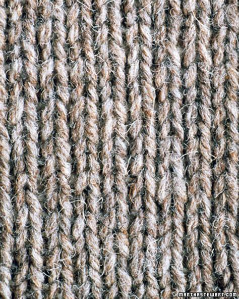 basic knit stitch basic scarf pattern martha stewart