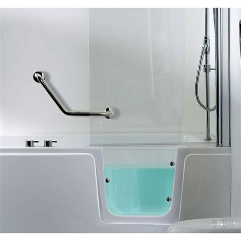 bathtub in shower phoenix ambulant comfort walk in shower bath package uk