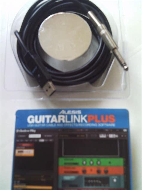 Alesis Guitarlink Plus photo alesis guitarlink plus alesis guitarlink plus